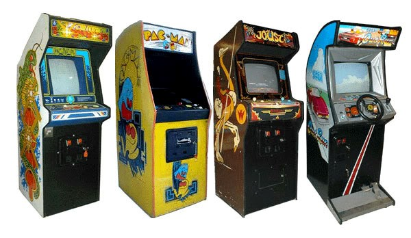 Arcade Games & Arcade Machines Rental