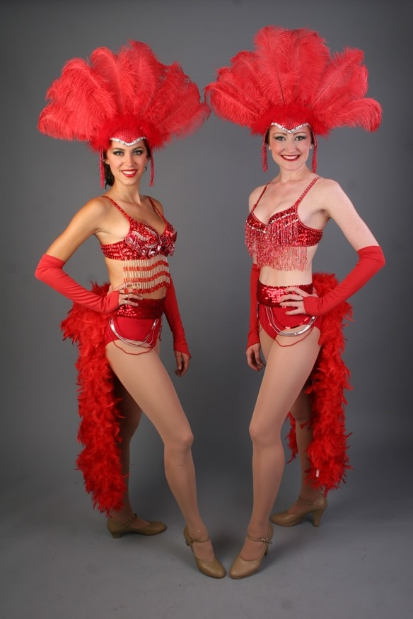 Hire Showgirls