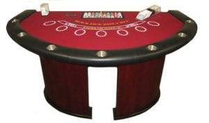 blackjack tables indiana casino party experts