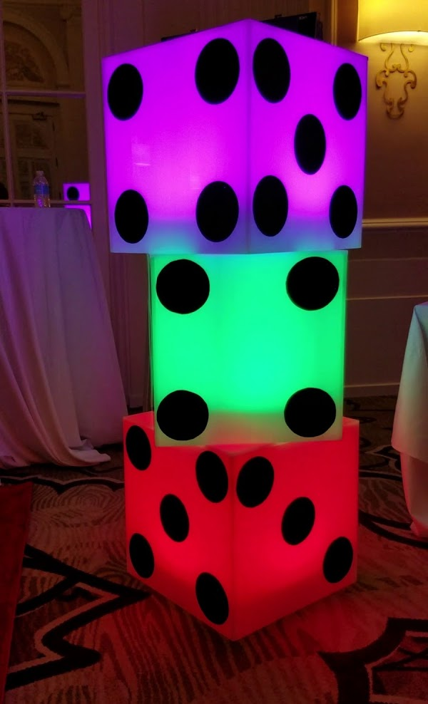 Noble Of Indiana Casino Night
